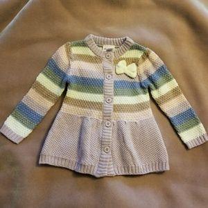 Little Lass girl's sweater 3T